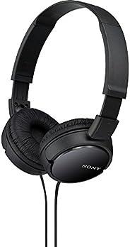 Sony MDR-ZX110/W Audífono Diadema, color Blanco