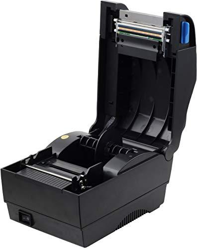 Xprinter XP-365B 80mm Thermal Label Printer,Thermal Barcode Printer, USB 2.0 Interface, Black by xprinter (Image #1)