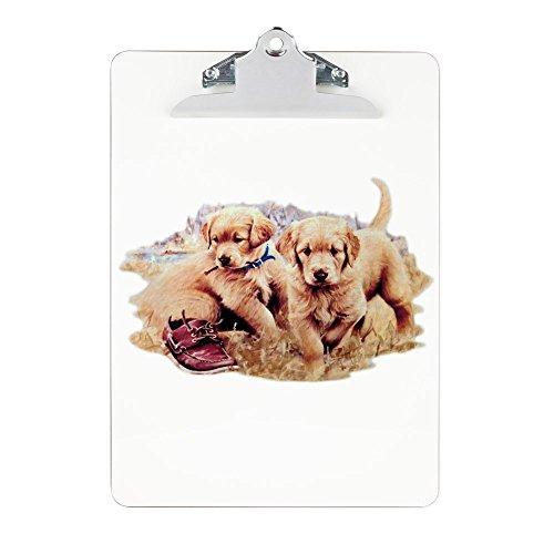 - Clipboard Golden Retriever Puppies