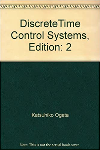 Control System Book By Ogata