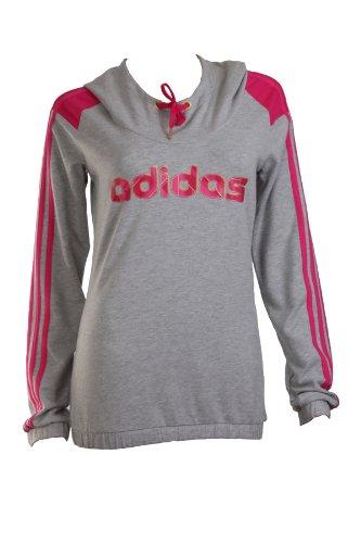 Adidas RL Logo Hoody Q4 Damen Sweatshirt mit Kapuze Hoodie
