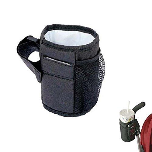 PerGrate Flaschenhalter Milchflasche Cup St/änder f/ür Universal Kinderwagen Kinderwagen Kinderwagen Fahrrad Buggy
