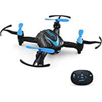 JJRC H48 MINI Drone Infrared Control 4CH 6 Axis 3D Flips RC Quadcopter Drone Indoor Fly Selfie Drone (Blue)