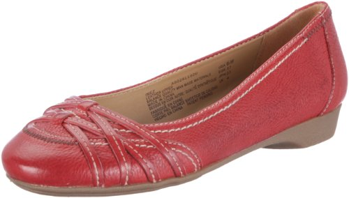 A6026l1001 Rosso Donna Ballerine Pepper Inez Naturalizer red Uxqw11
