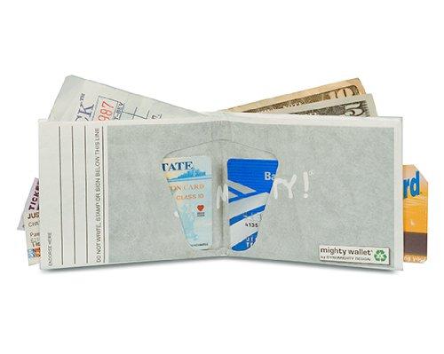 Dynomighty - Mighty Wallet - Geldbörse aus Tyvek - Checkbook