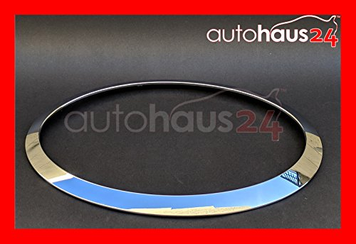 MINI COOPER 2015-2021 HEADLIGHT TRIM RING CHROME PASSENGER RIGHT SIDE GENUINE