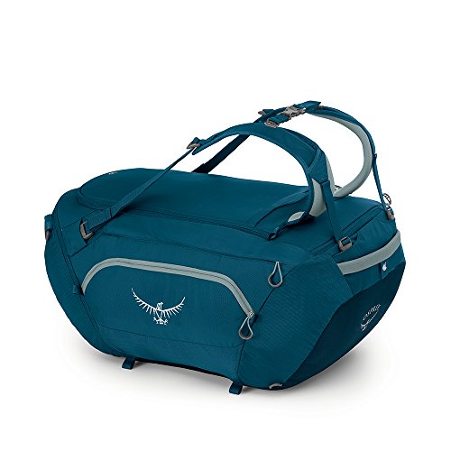 (Osprey Packs Bigkit Duffel Bag, Ice Blue, One Size)