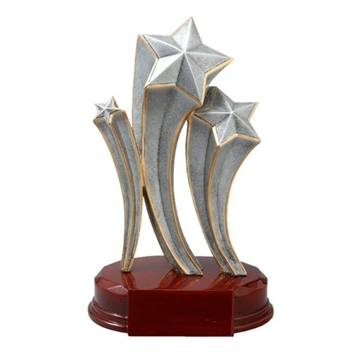 Shooting Star Trophy Award - 6.25