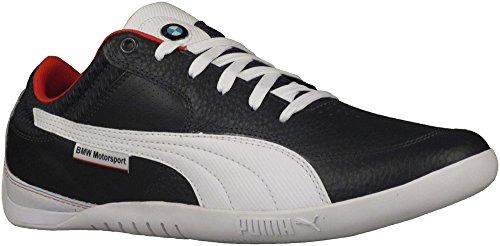 Puma Men's BMW MS Chrono Delta Lo Fashion Sneakers BMW Team Blue/White 9 D(M) US