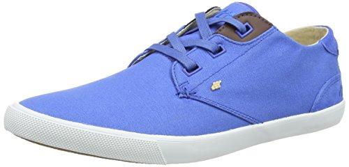 Boxfresh Stern - Botas de Lona para hombre Azul - Blue P01