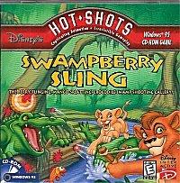 Lion King Computer Game - Disney's Hot Shots: Swampberry Sling (Jewel Case)