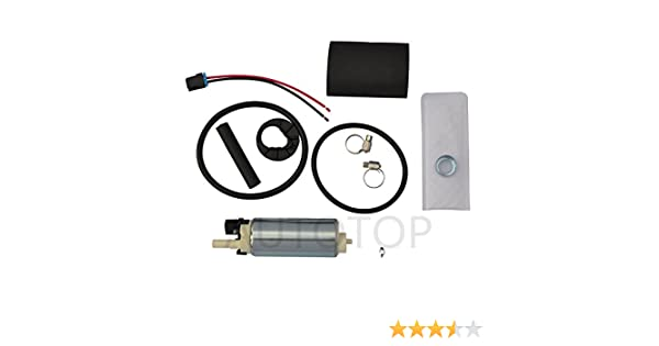 AUTOTOP New High Performance Electric Intank Fuel Pump With Completely Installation Kits EP240 E3270
