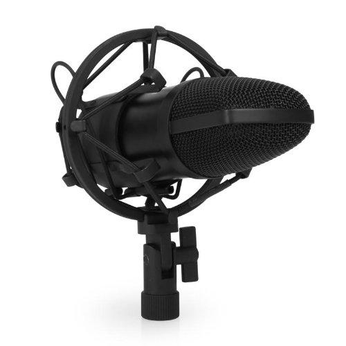 2 opinioni per Power Dynamics PDS-MO1 microfono a condensatore da studio (USB, cardioide