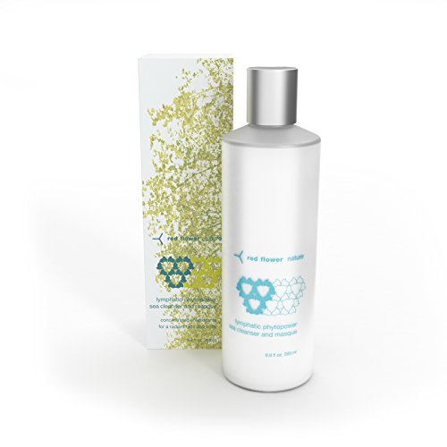 Red Flower Lymphatic Phytopower Sea Cleanser and Masque-8...