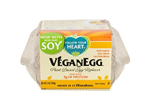 Follow Your Heart VeganEgg - Ambient Stable 114g (Best Egg Substitute For Omelette)