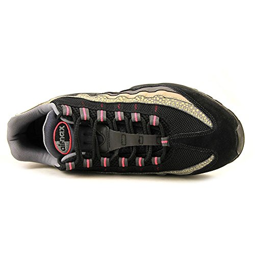 NIKE Grey NIKE Air Max Black Pink 95 Men Max Men Prm Air f6t7tv