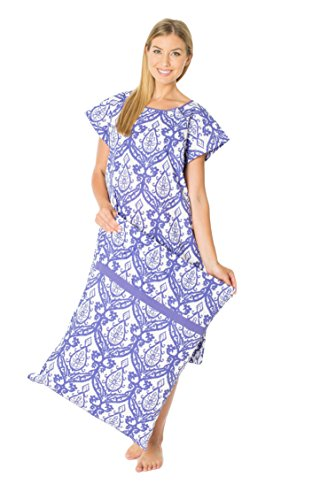 c440e81e44e95 Baby Be Mine Gownies - Delivery Maternity Hospital Gown Labor Kit (XXL pre  Pregnancy 16-22, Brie)