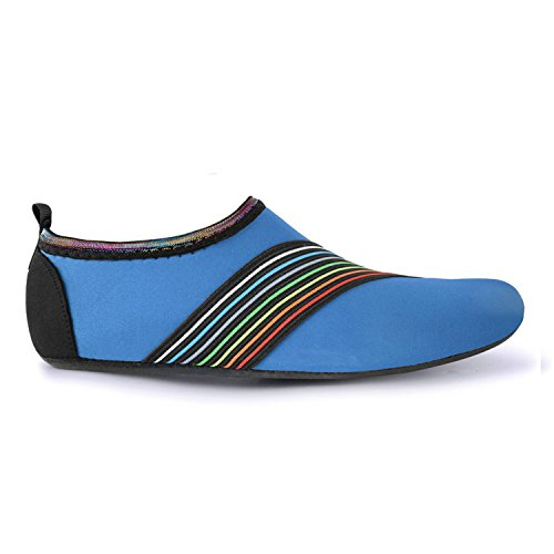 Joinfree Aqua Socks Dry Kid Water Bevel Blue Shoes Summer Men's Yoga Shoe Women's Barefoot Quick SFvPrS