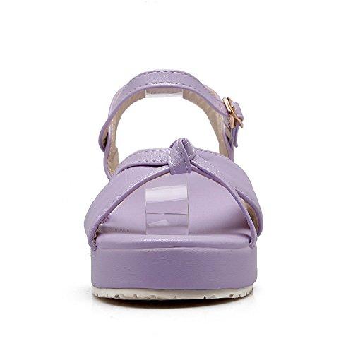 AdeeSu Ballerine AdeeSu Donna Purple Ballerine HvxqxwRZ5