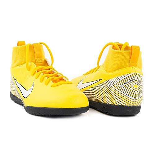 NJR Club Superfly Multicolore White Mixte Enfant 710 Jr de IC 6 Amarillo NIKE Chaussures Black EU Futsal 35 wIBHnqt5x