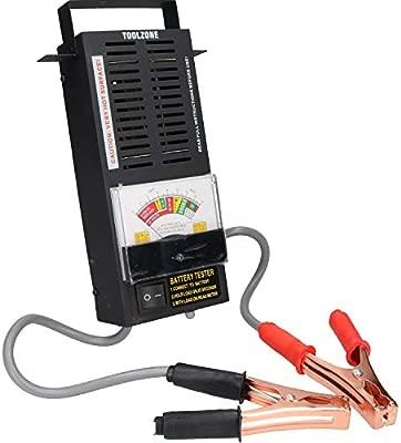 12v 100 Amp Car Battery Load Tester Alternator Charging System Tester AB Tools-Toolzone 6v