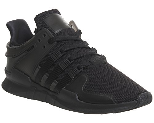 adidas Eqt Support Adv W, Zapatillas de Gimnasia para Mujer Negro (Core Black/core Black/sub Green S13)