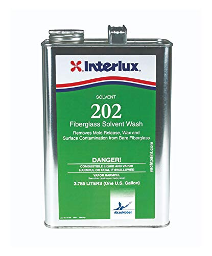 Interlux Y202 Fiberglass Solvent Wash Gallon