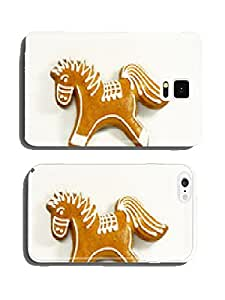 Gingerbread rocking horse cell phone cover case iPhone6