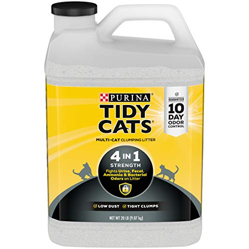 Purina Tidy Cats 4-in-1