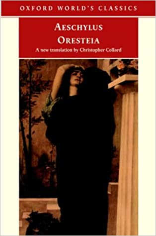 Book Oresteia (Oxford World's Classics)
