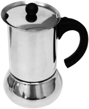 Vev Vigano Carioca Nero 3 taza – Cafetera de espresso por Vev Vigano: Amazon.es: Hogar