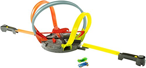 Hot Wheels Roto Revolution Track (Revolution Booster Box)