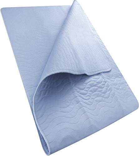 Utopia Bedding Quilted Waterproof Incontinence Pad/Underpad 30 x 70 Inches