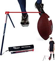 True Strike Pro Football Kicking Tee - Premium Quality Field Goal Kicking Holder Compatible with All Ball Size