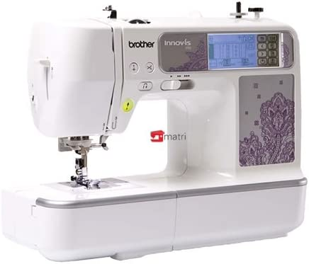 Brother Innovis 950 Máquina de coser y bordar + serjer GRATIS ...