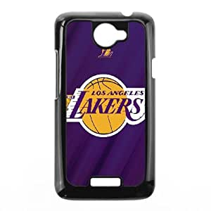 HTC One X Cell Phone Case Black Lakers SP4162016