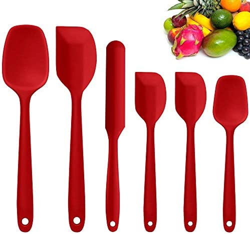 Silicone Spatula Set Resistant STrighter