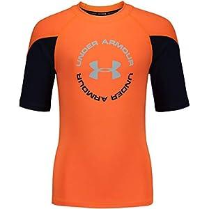 Best Epic Trends 41JREA5jjOL._SS300_ Under Armour Boys' Ua Comp Short Sleeve T-Shirt Rashguard