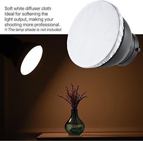 Andoer Fotografie Licht Weichen Weißen Diffusor Tuch Elektronik