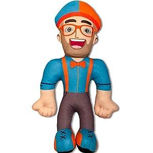 Blippi Plush Doll