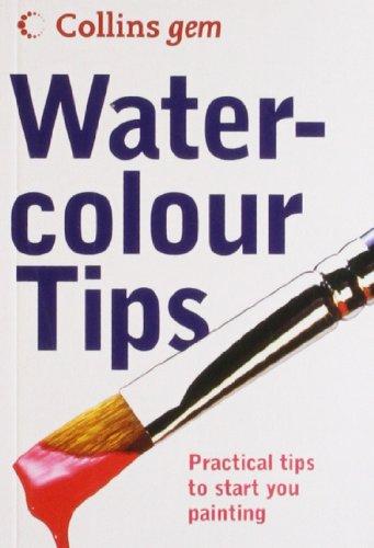- Collins Gem - Watercolour Tips