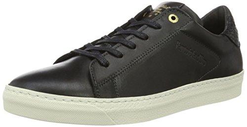 Pantofola d'Oro Firenze Uomo Low - Zapatillas de casa Hombre Schwarz (Black)