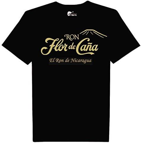kameleon t-shirts Ron Flor de Caña T-Shirt - newflordecana1 ...