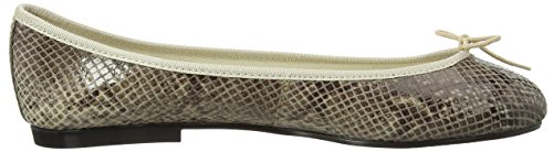 French Sole India Snake - Bailarinas Mujer Beige - marrón claro