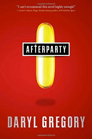 book cover of Afterparty