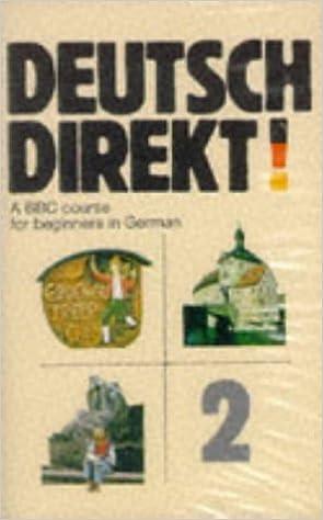 Cassette 2 Deutsch Direkt!
