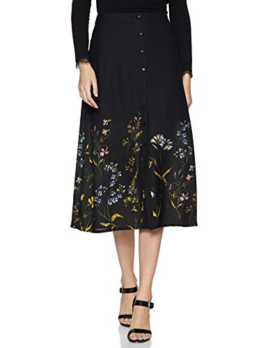 Amazon Brand – Eden & Ivy Synthetic a-line Skirt