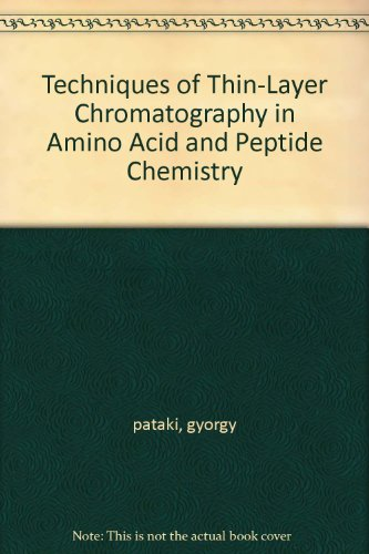 Techniques of Thin-Layer Chromatography in Amino Acid and Peptide Chemistry
