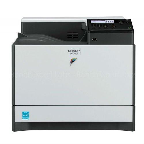 Brand New Sharp MX-C300P Letter-size Desktop Color Laser Printer - 30 ppm, Wi-Fi, PCL/PS3, 300 Sheets (A4 Desktop Laser)