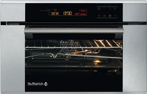 De Dietrich DME785X, 220-240 V, 50/60 Hz, 16 A, Plata/Negro, 560 x ...